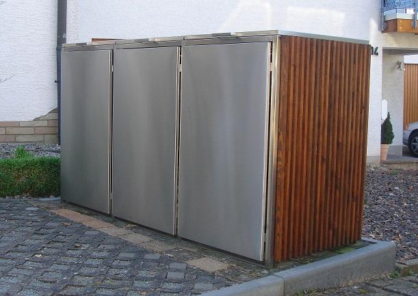 m lltonnenbox celine 5 240 l. Black Bedroom Furniture Sets. Home Design Ideas