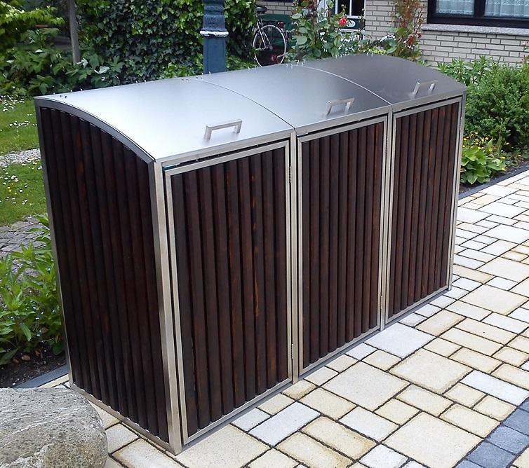 m lltonnenbox alice 3 120 l. Black Bedroom Furniture Sets. Home Design Ideas